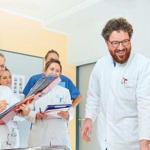 Dr.-Markovsky-Patientenvisite